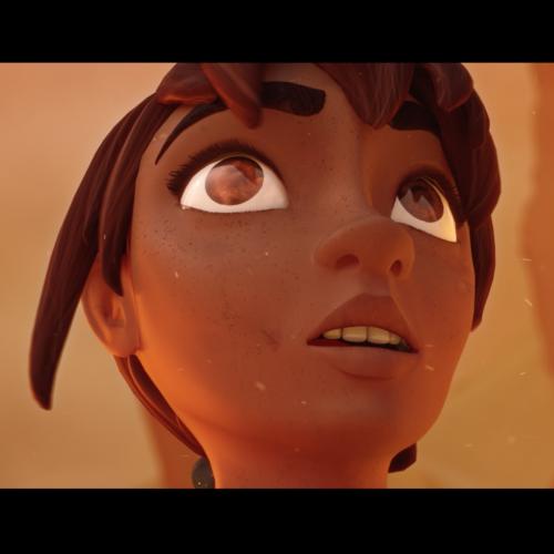 Screenshot from RTS Awards - Sandstorm